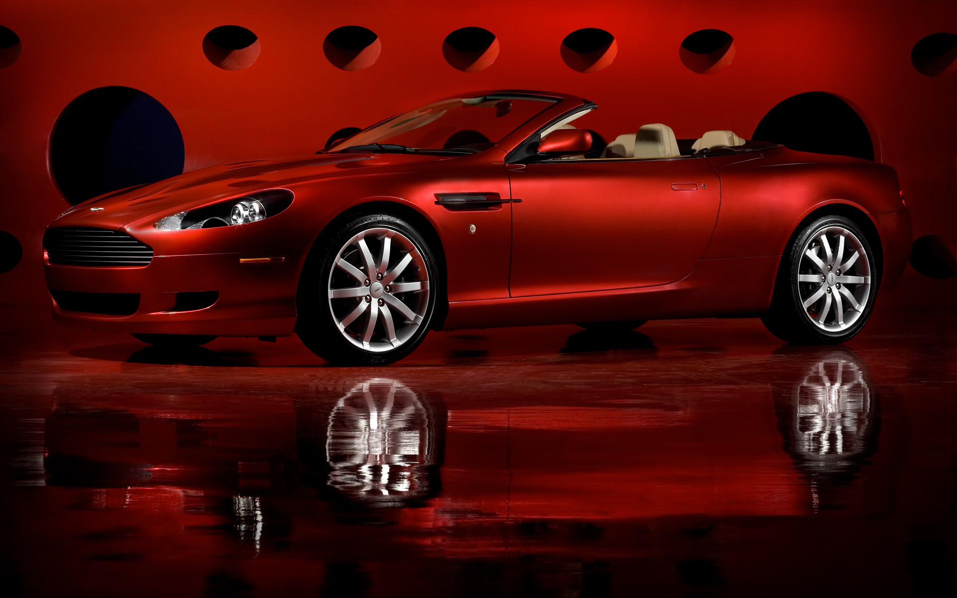 Aston Martin Campaign by Automotive Photographer
