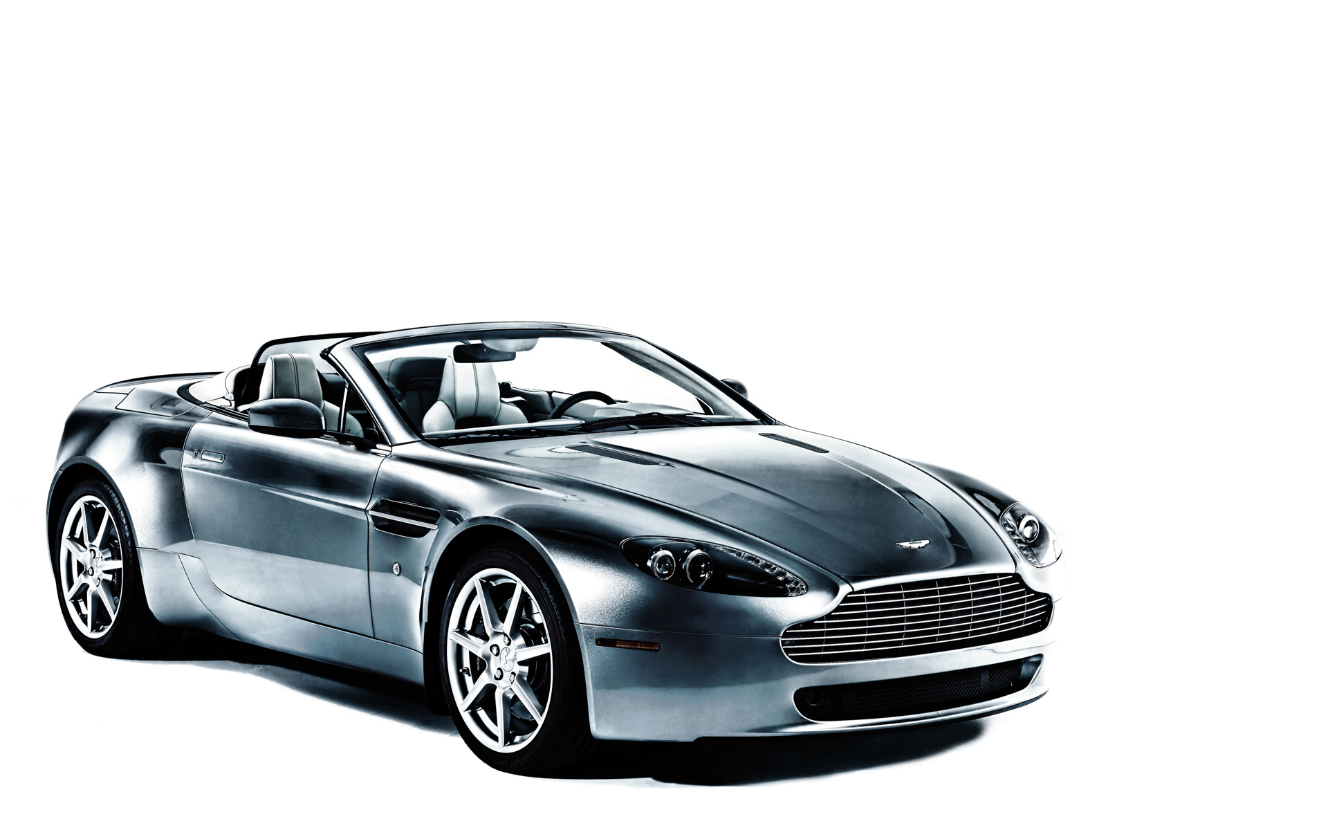 Aston Martin Advertising Campaign by Blair Bunting