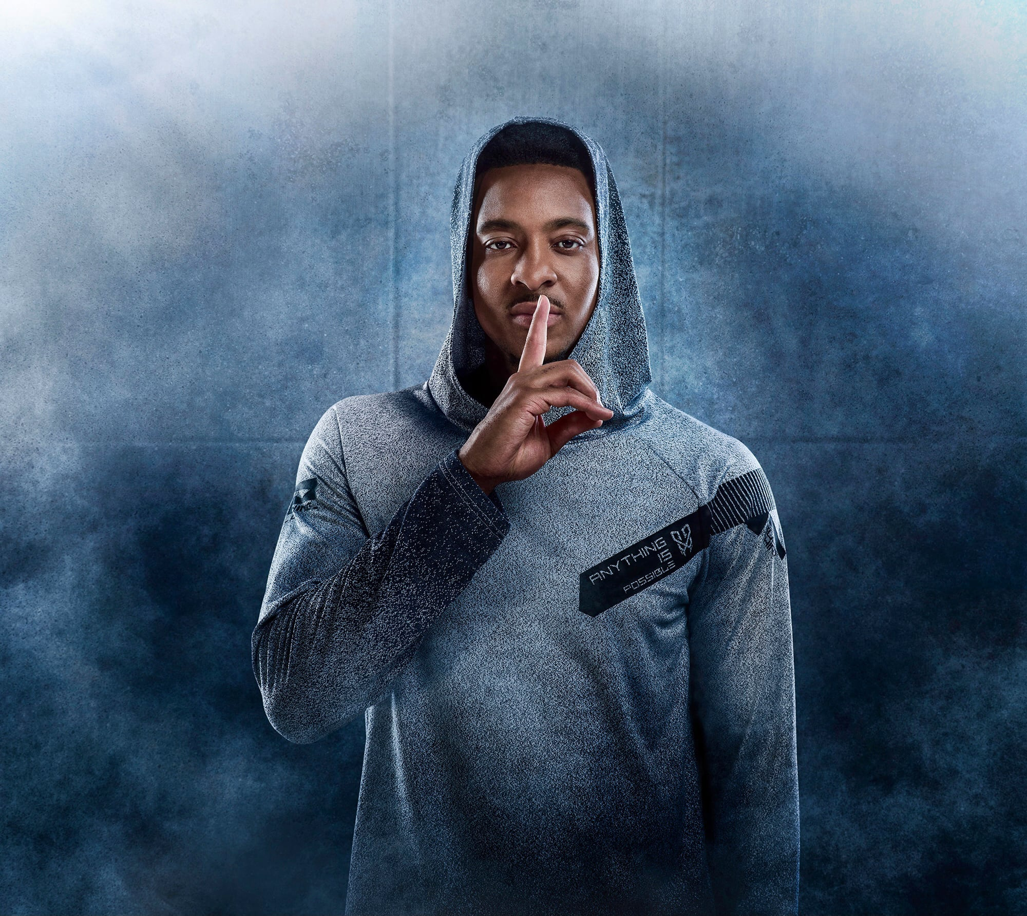 CJ McCollum photographed in China by western photographer Blair Bunting