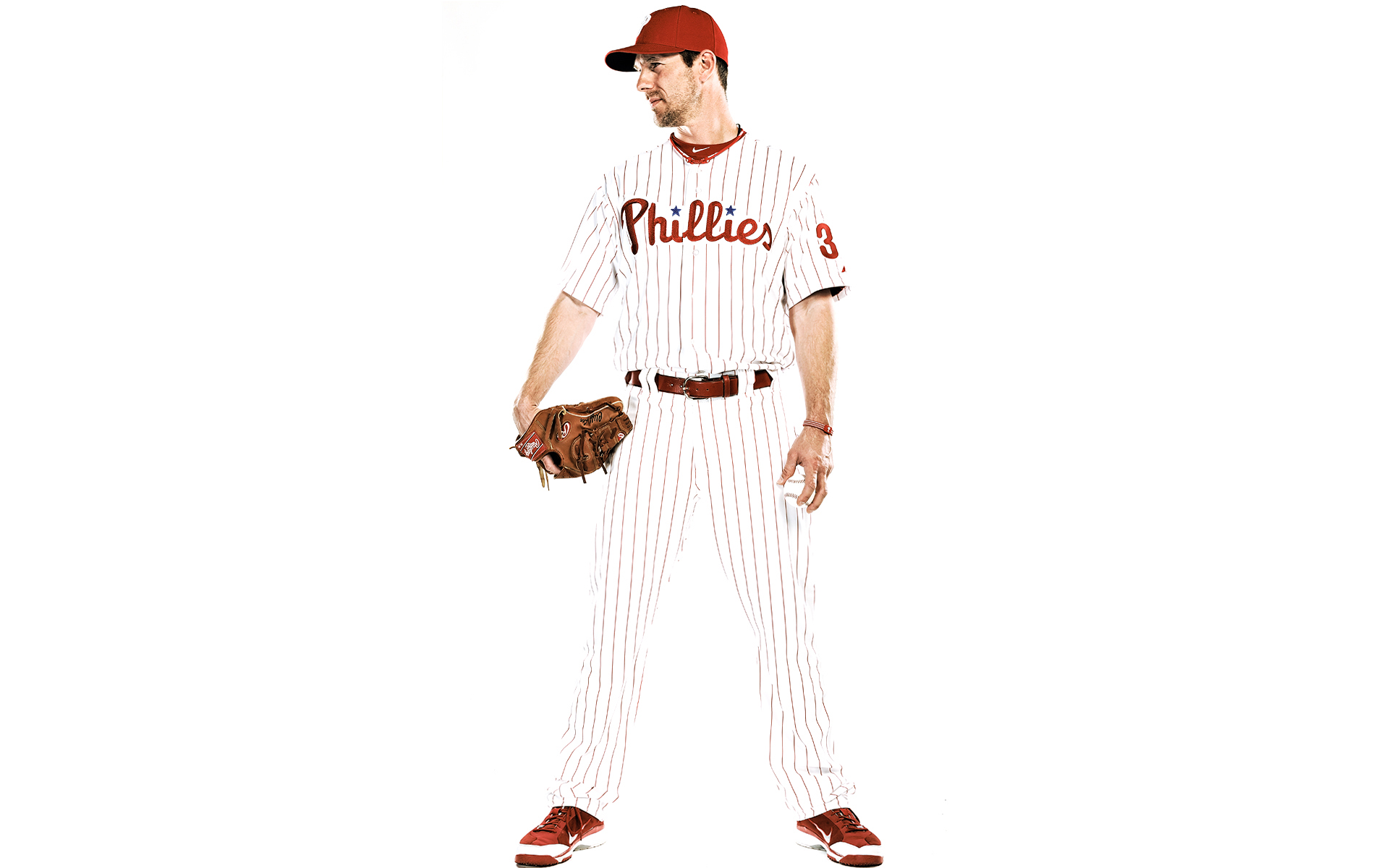 Cliff Lee by Sports photographer Blair Bunting