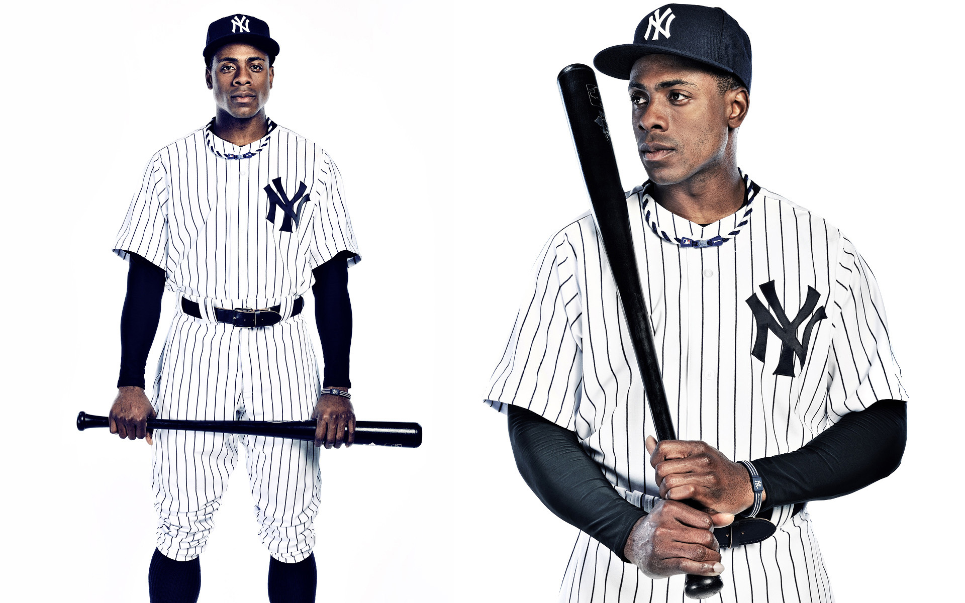 Curtis Granderson photographed by Blair Bunting