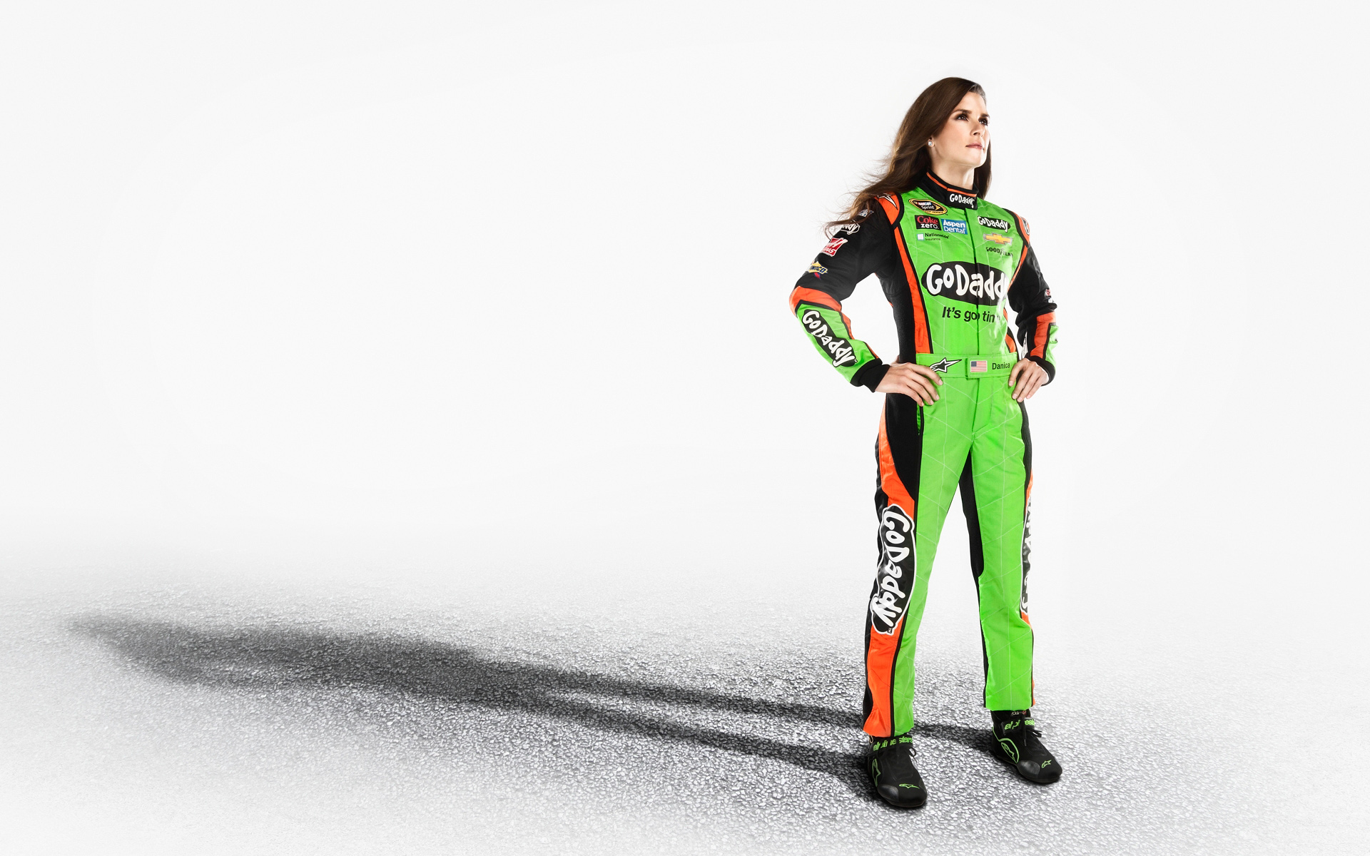 Danica Patrick Photographed by Celebrity Photographer
