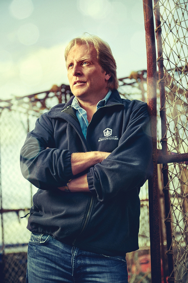 Captain Sig Hansen by celebrity photographer Blair Bunting