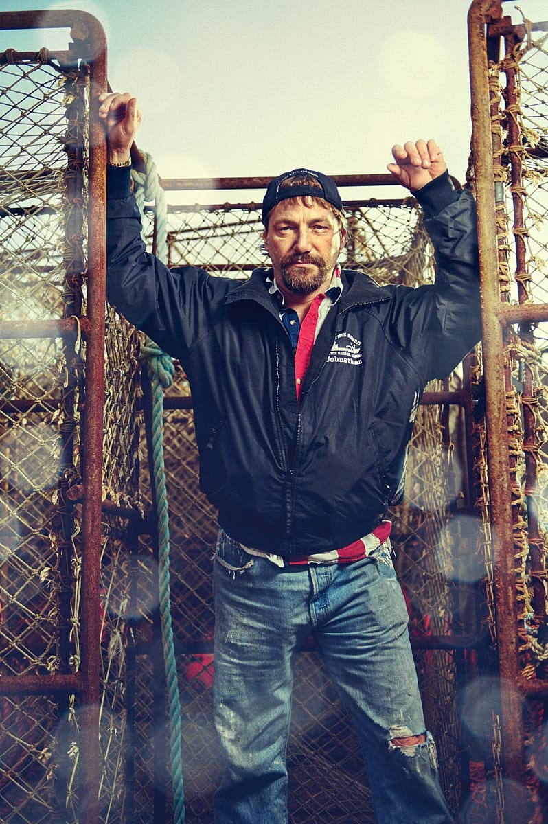 Deadliest Catch Commercial Photographer Discovery