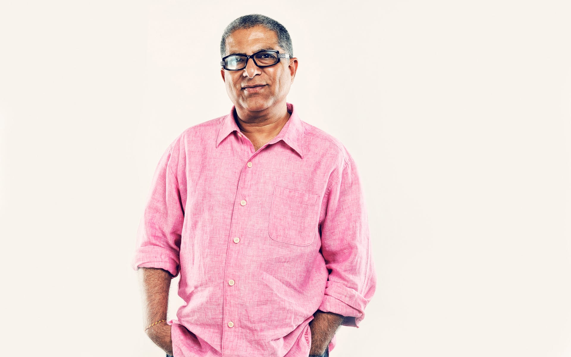 Deepak Chopra by Los Angeles Celebrity Photographer