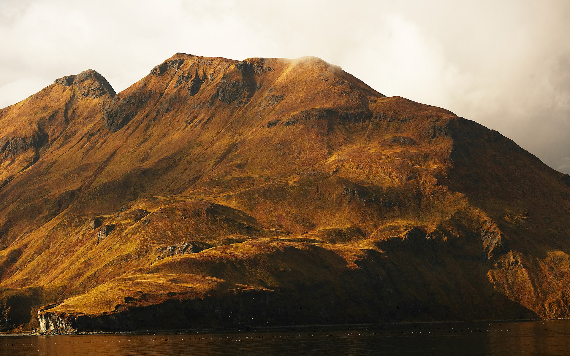 Dutch Harbor Mountain