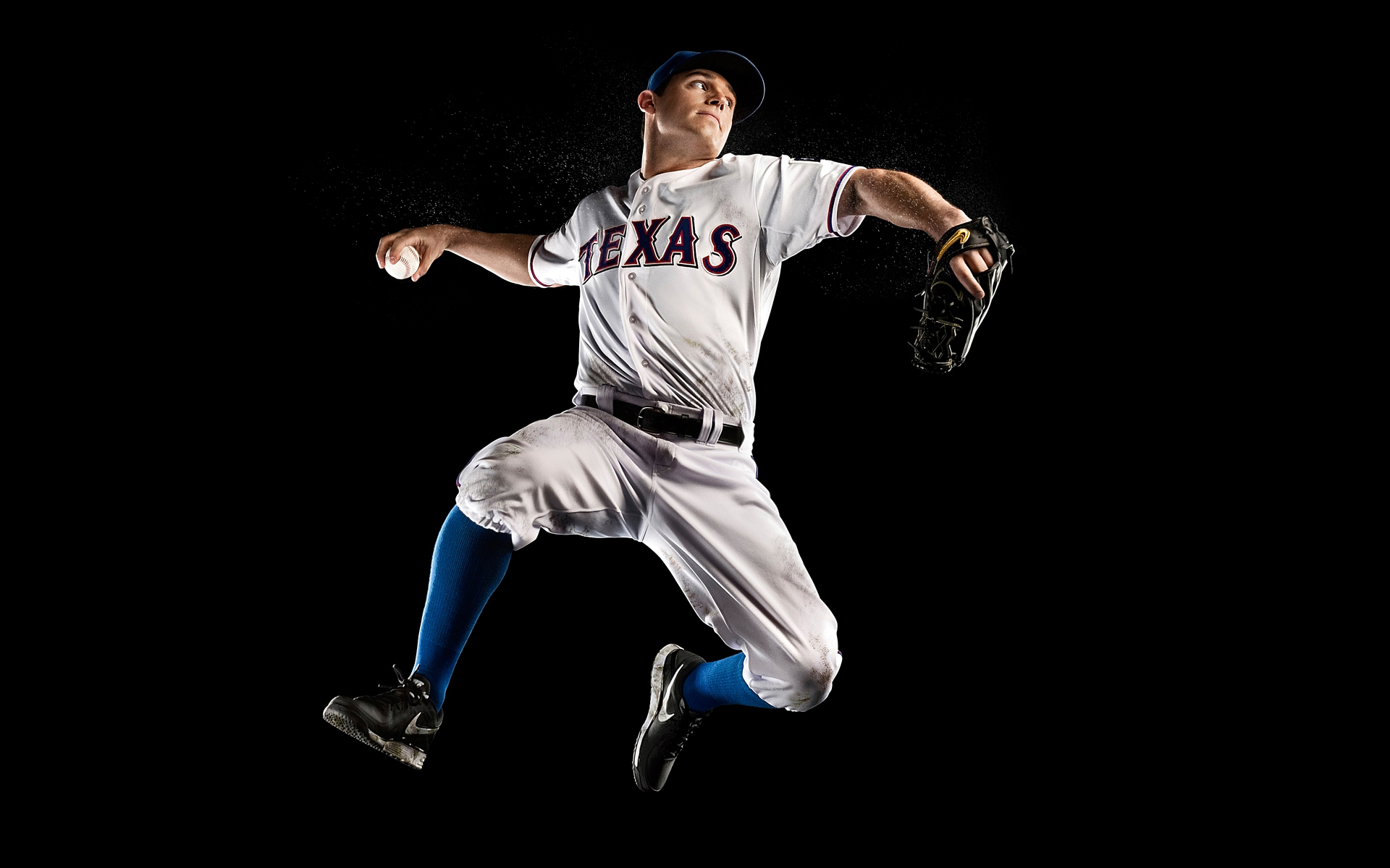 Ian Kinsler photographed by Blair Bunting