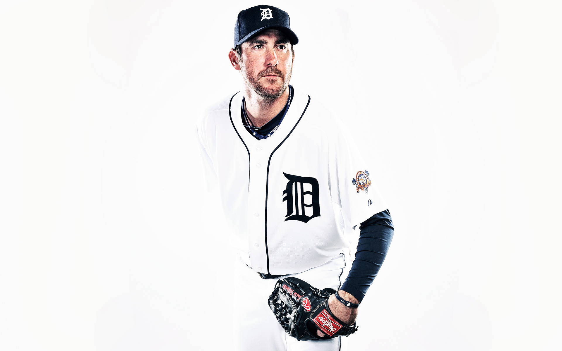 Justin Verlander by Sports Photographer Blair Bunting