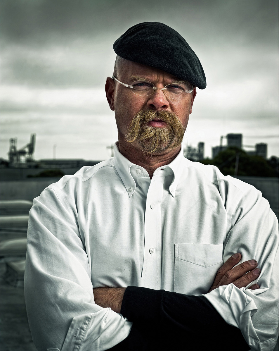 Mythbusters Commercial photographer Blair Bunting
