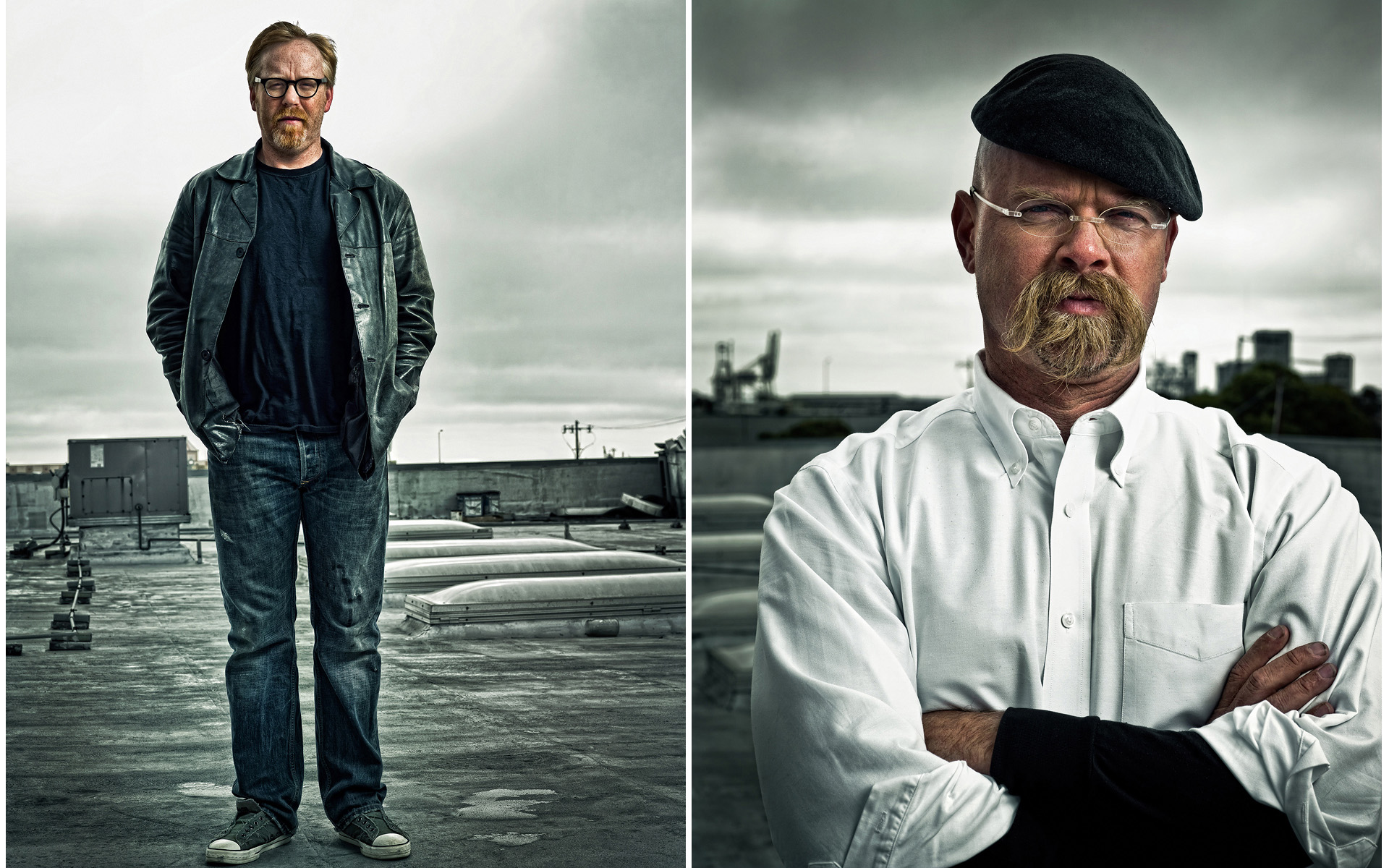 The Mythbusters advertising campaign