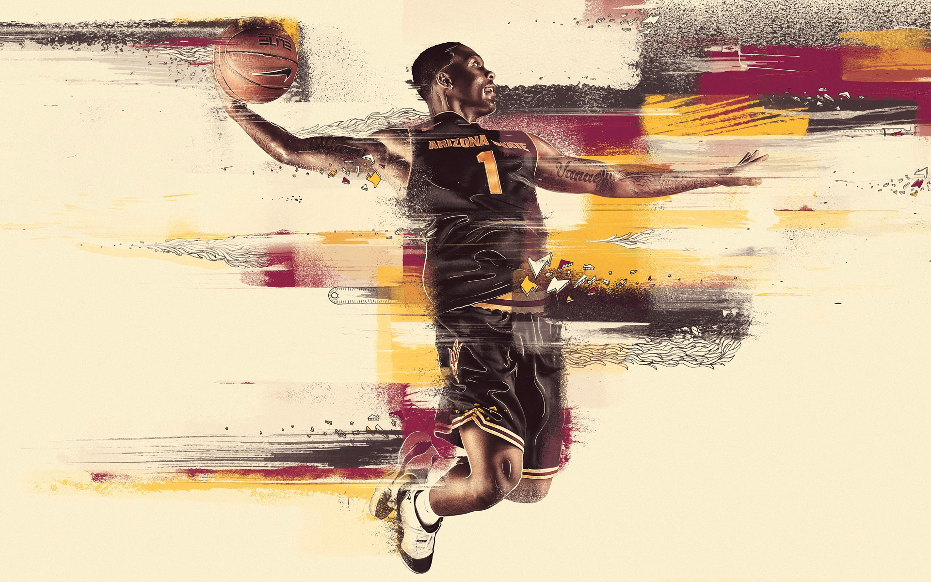 Basketball Advertising Nike Photographer