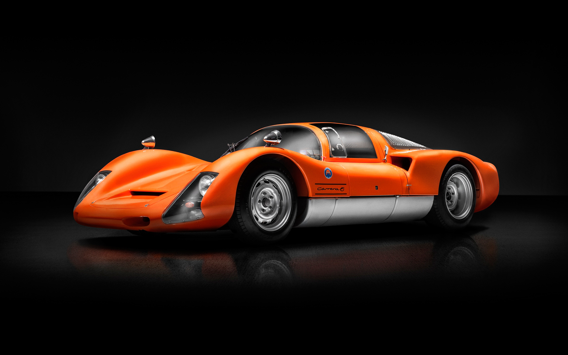 Porsche 906 photographed by Automotive Photographer Blair Bunting