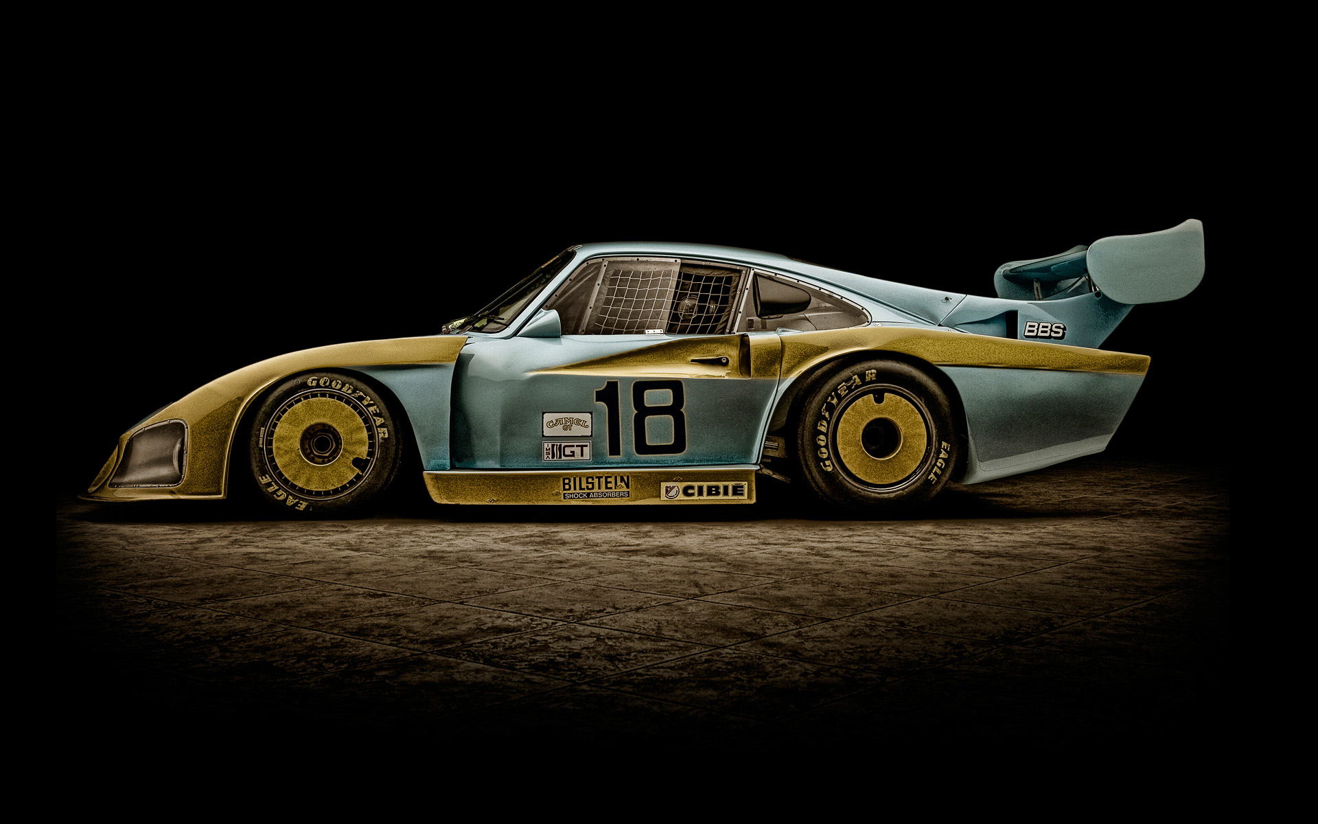 Porsche 935 by Automotive Photographer