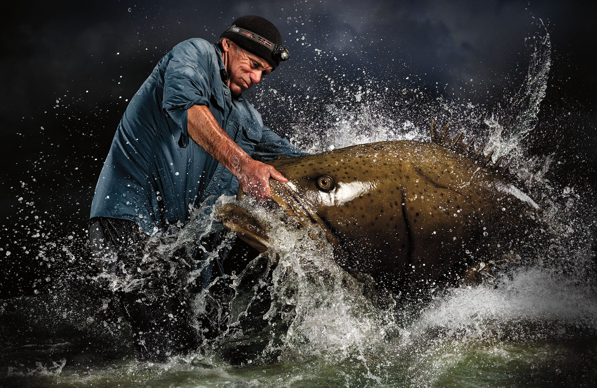 River Monsters Comm Arts Winner Photographer