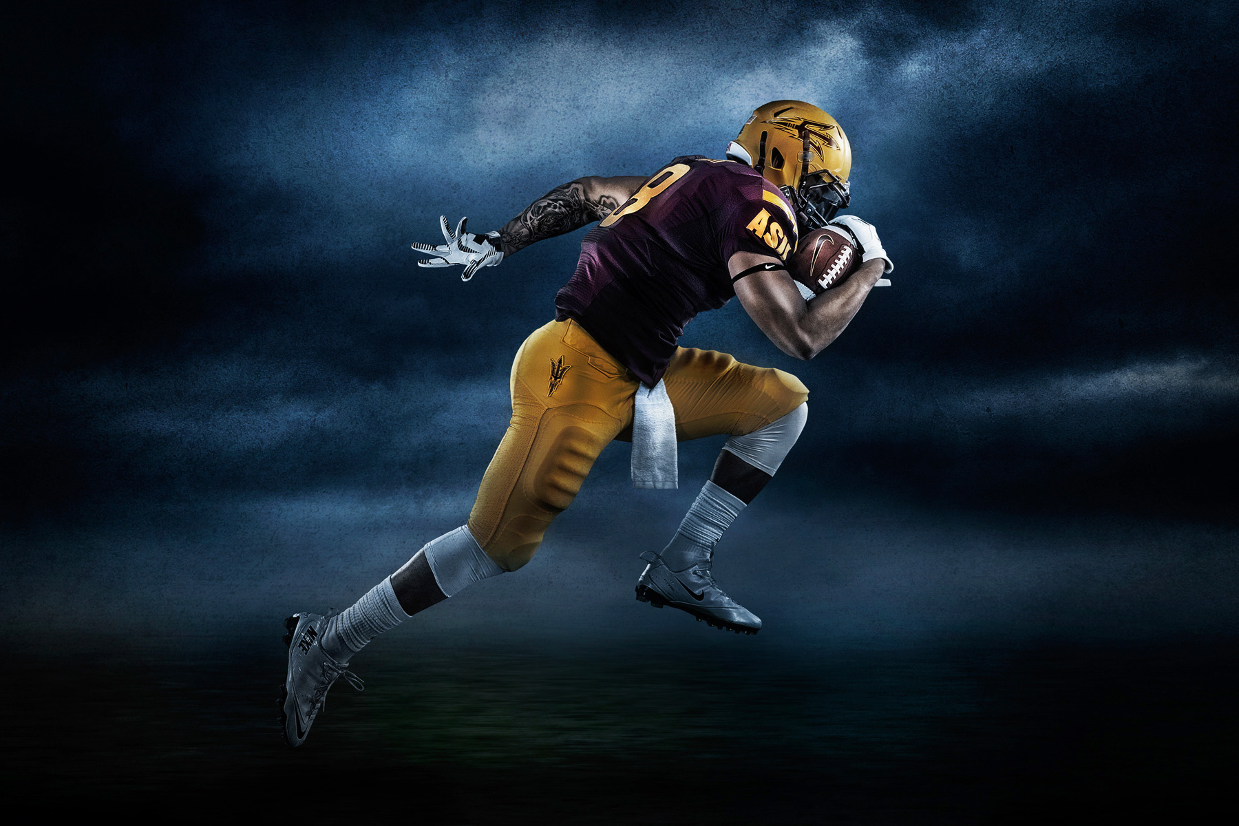Sports advertising photographer from Arizona