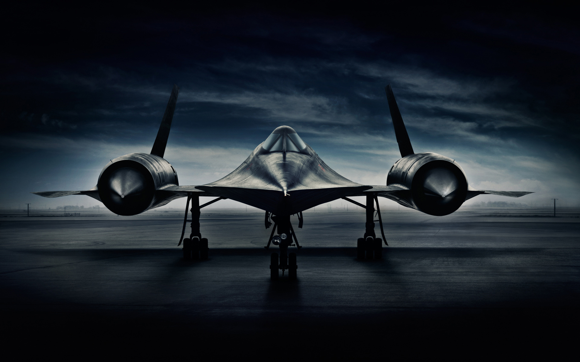 SR71 Blackbird Automotive Photographer Blair Bunting
