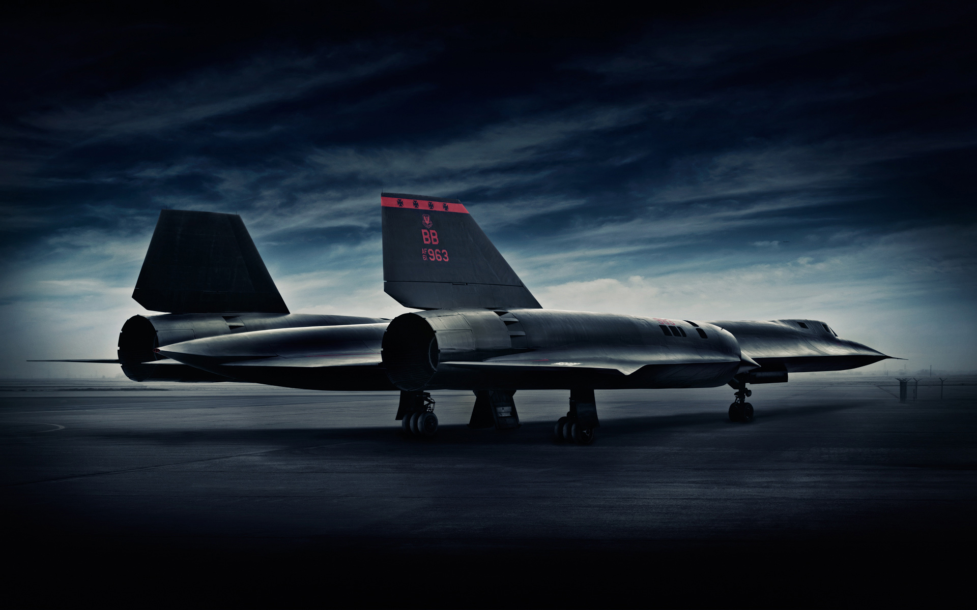 SR71 Blackbird Commercial Photographer Blair Bunting