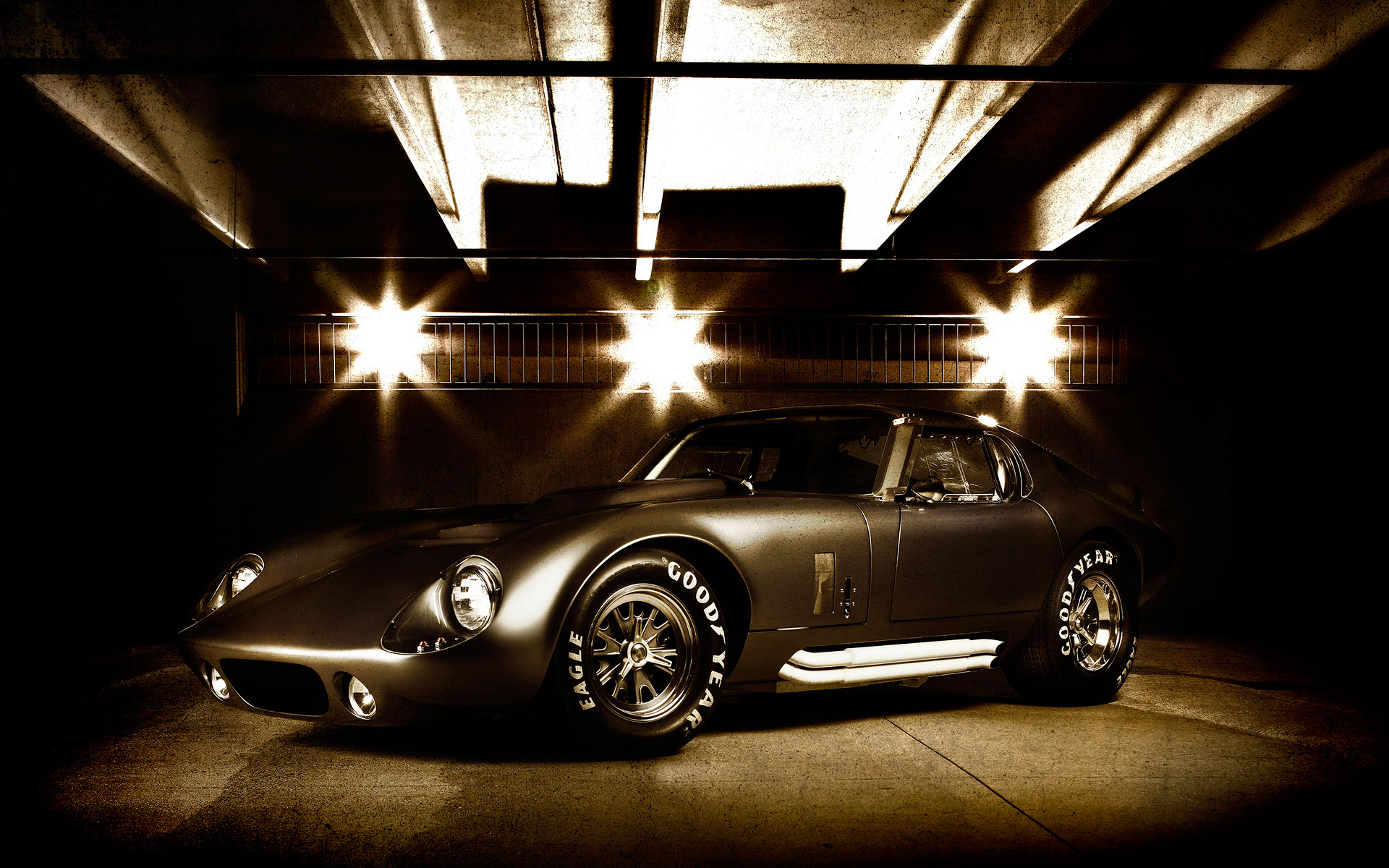 Shelby Daytona Coupe by Car Photographer