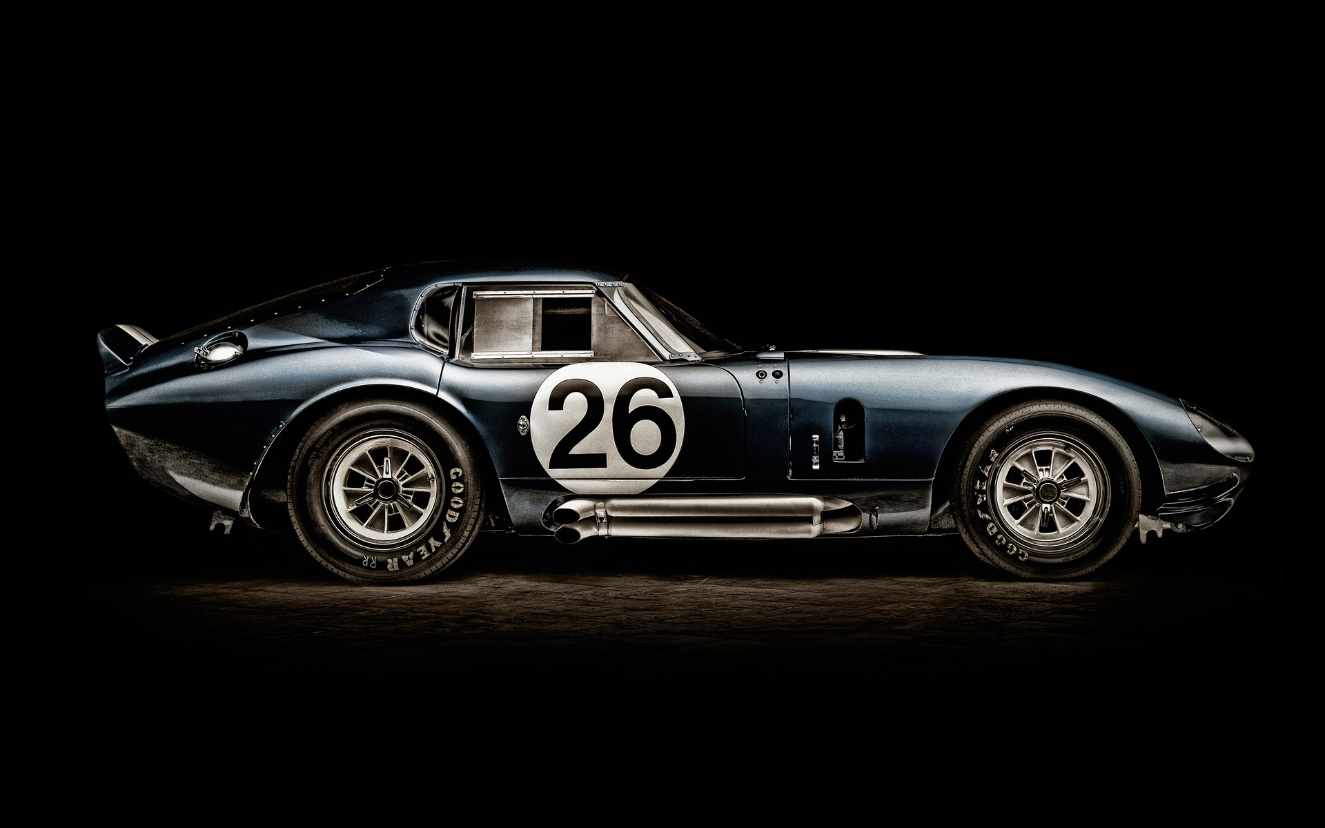 Shelby Daytona Coupe Studio photographer Blair Bunting