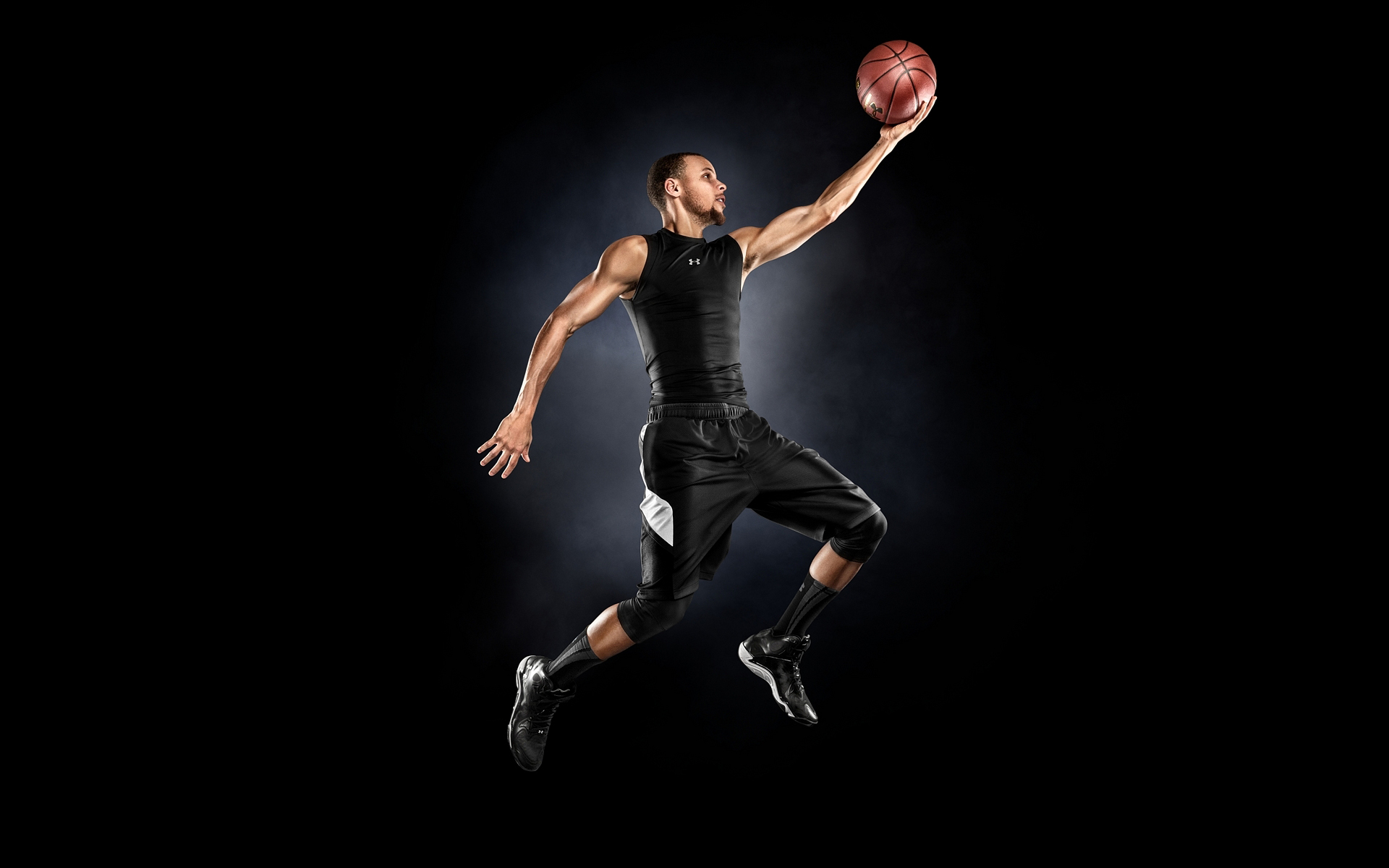Stephen Curry advertising campaign by Blair Bunting