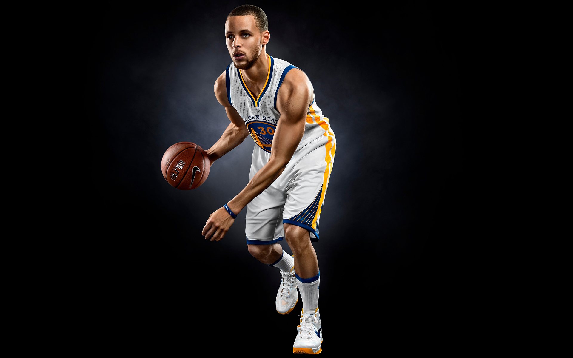 Stephen Curry photographed by Blair Bunting