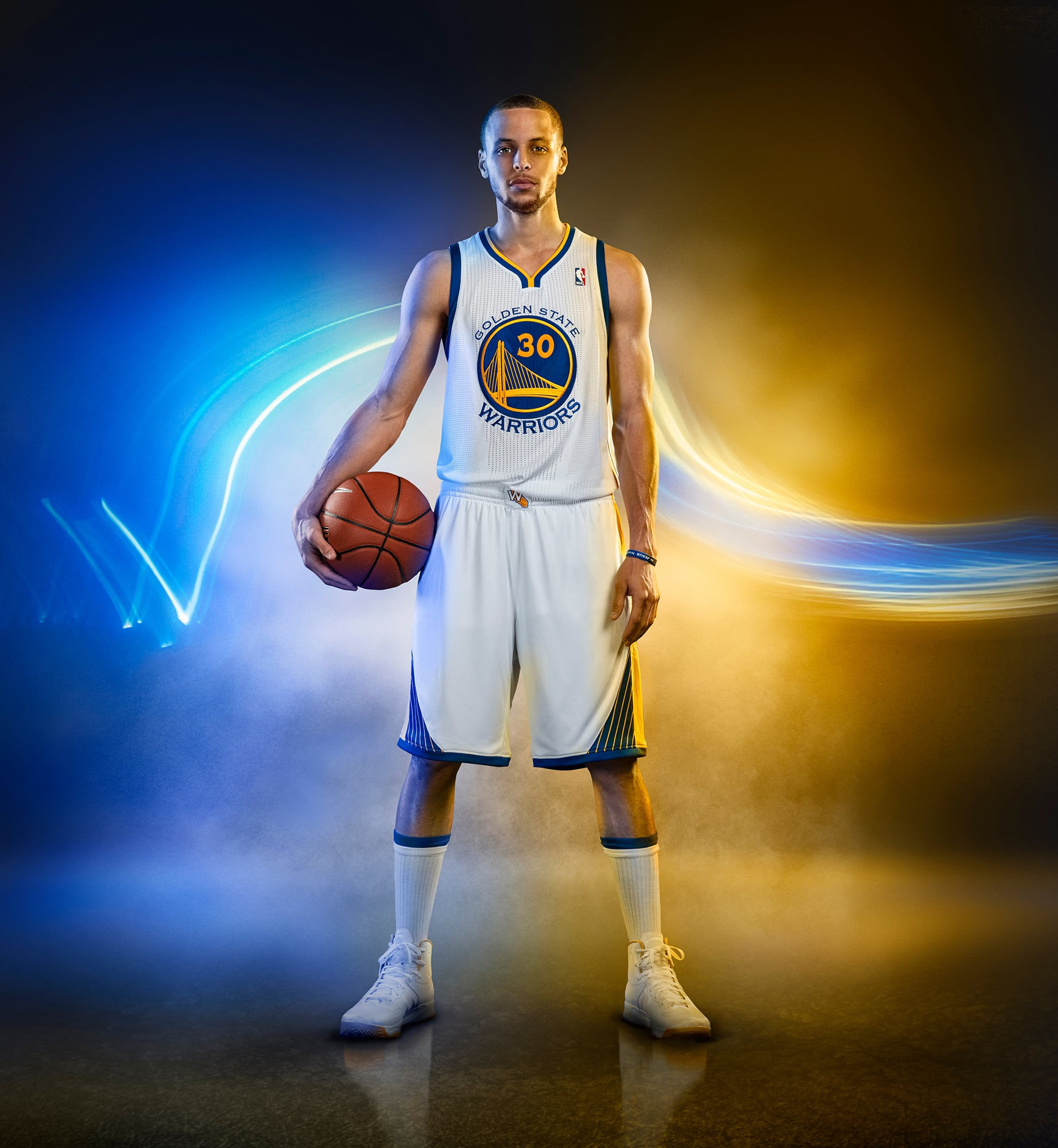 Stephen Curry Photographed by Athlete Photographer Blair Bunting