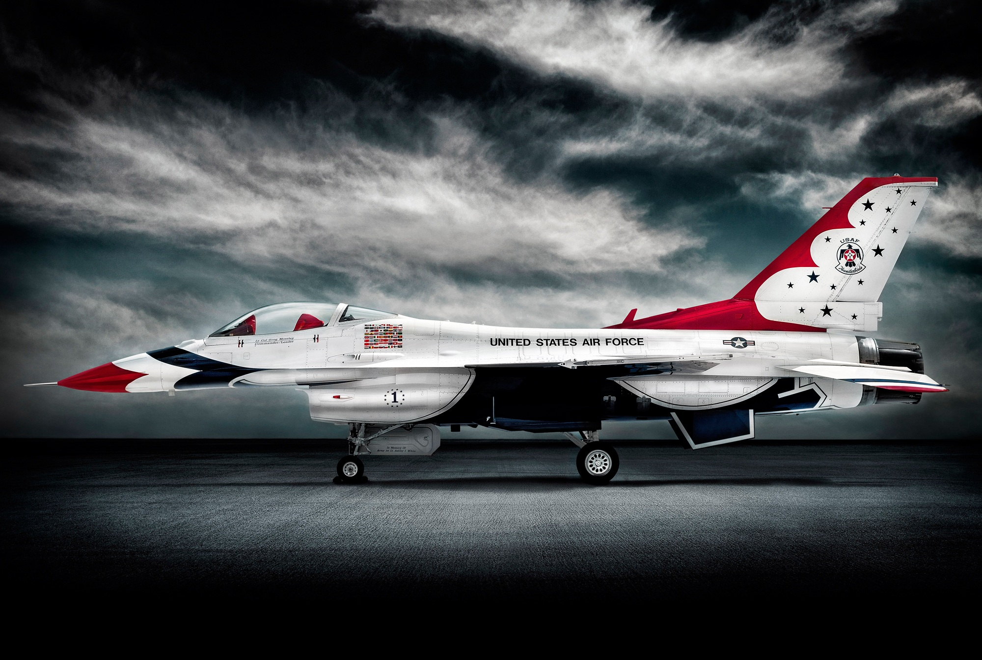 F16 Fighter Jet automotive photographer