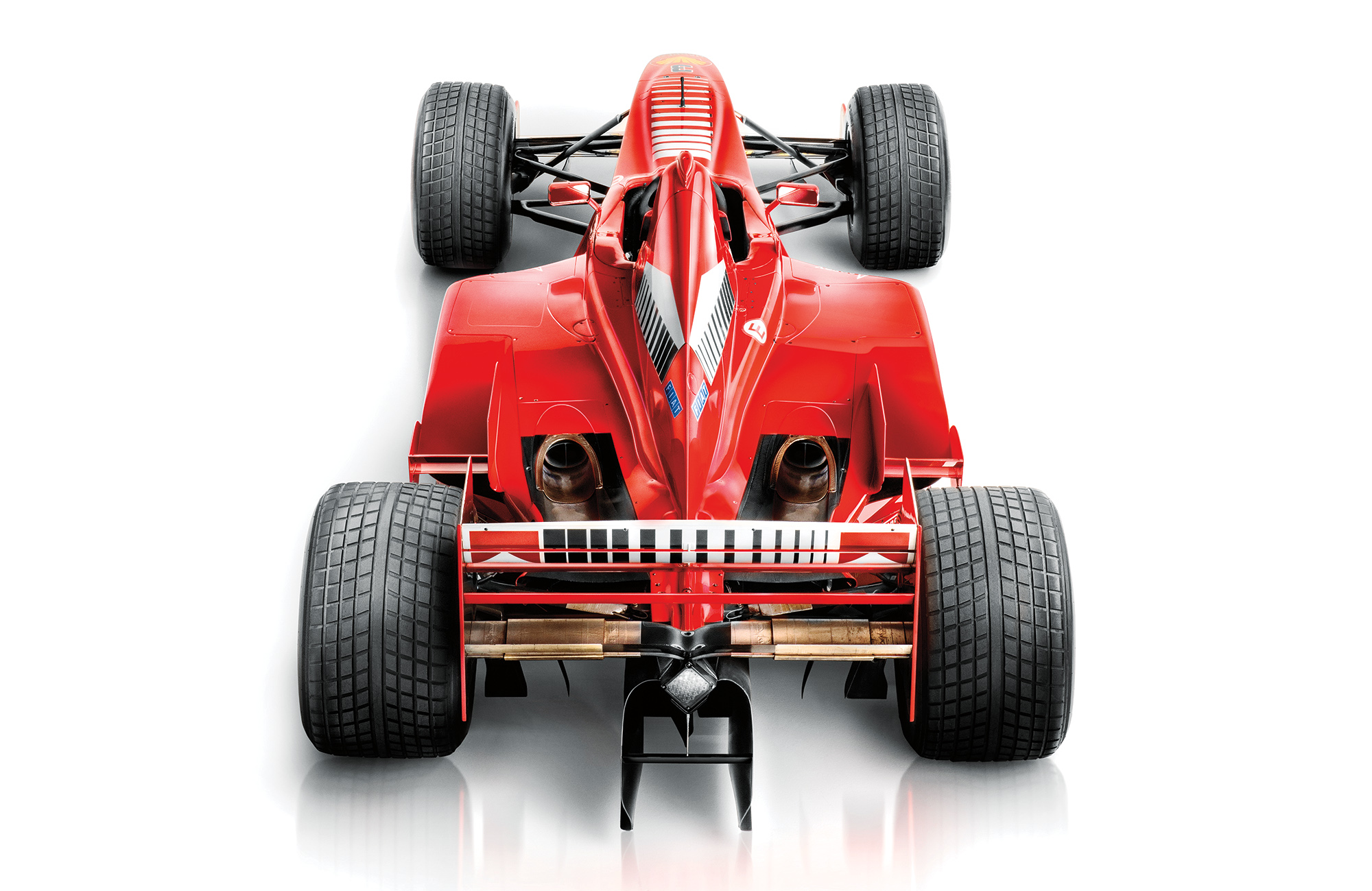 Ferrari Formula 1 photographed by Advertising Automotive