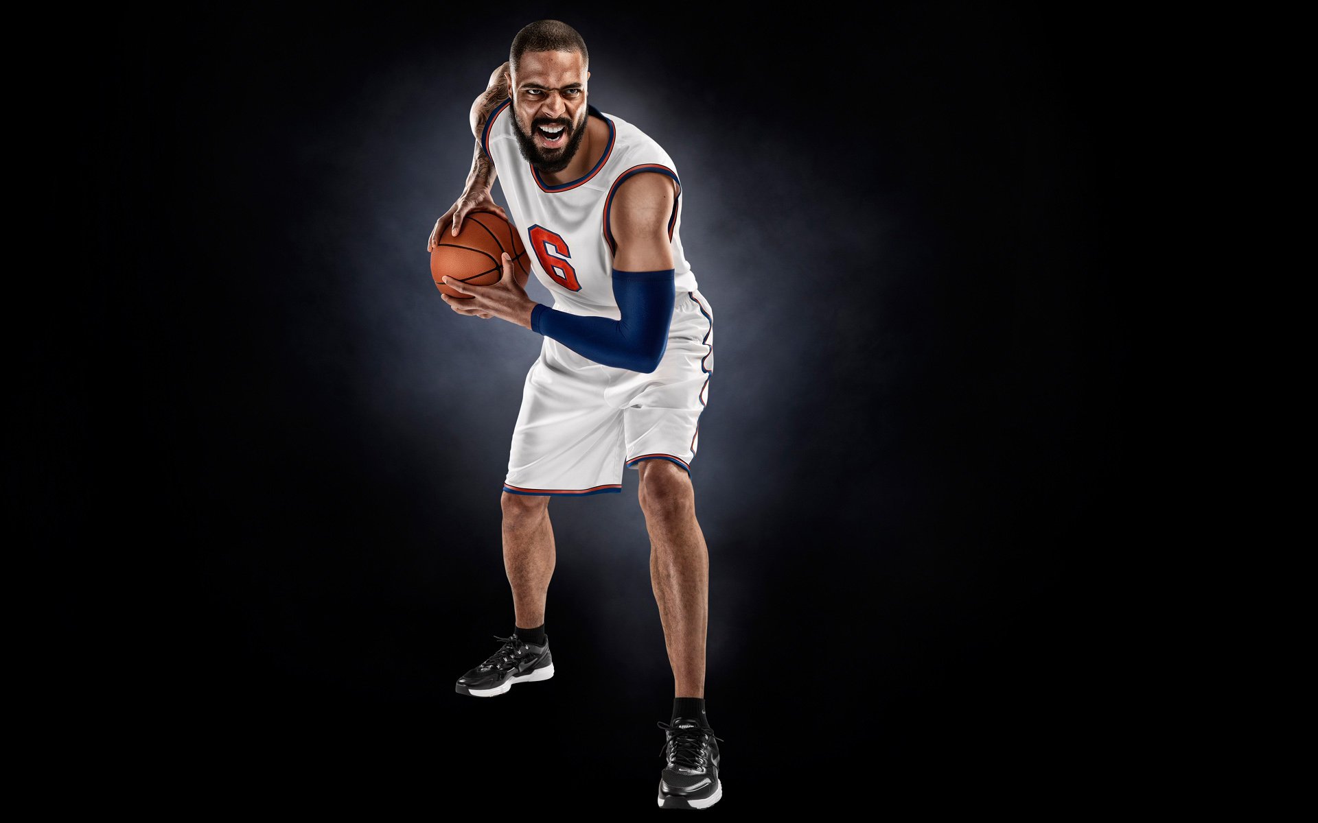Tyson Chandler advertising campaign by Blair Bunting