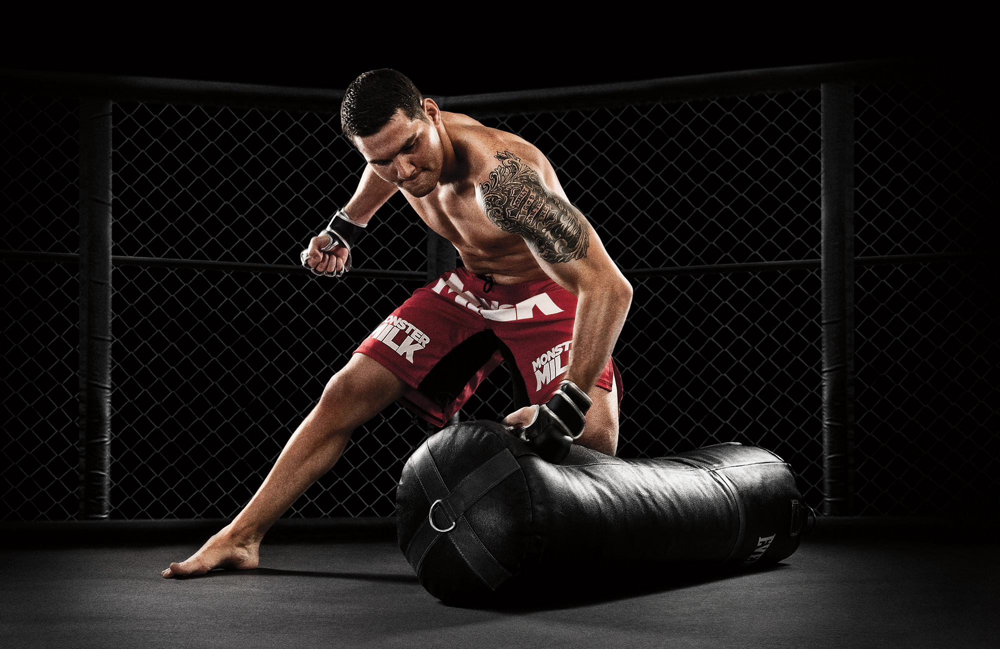 UFC Champion Chris Weidman Commercial