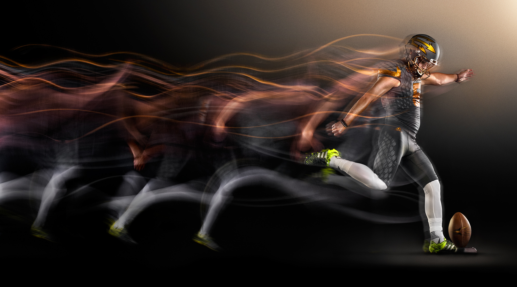 CGI Photography of Sports by Blair Bunting