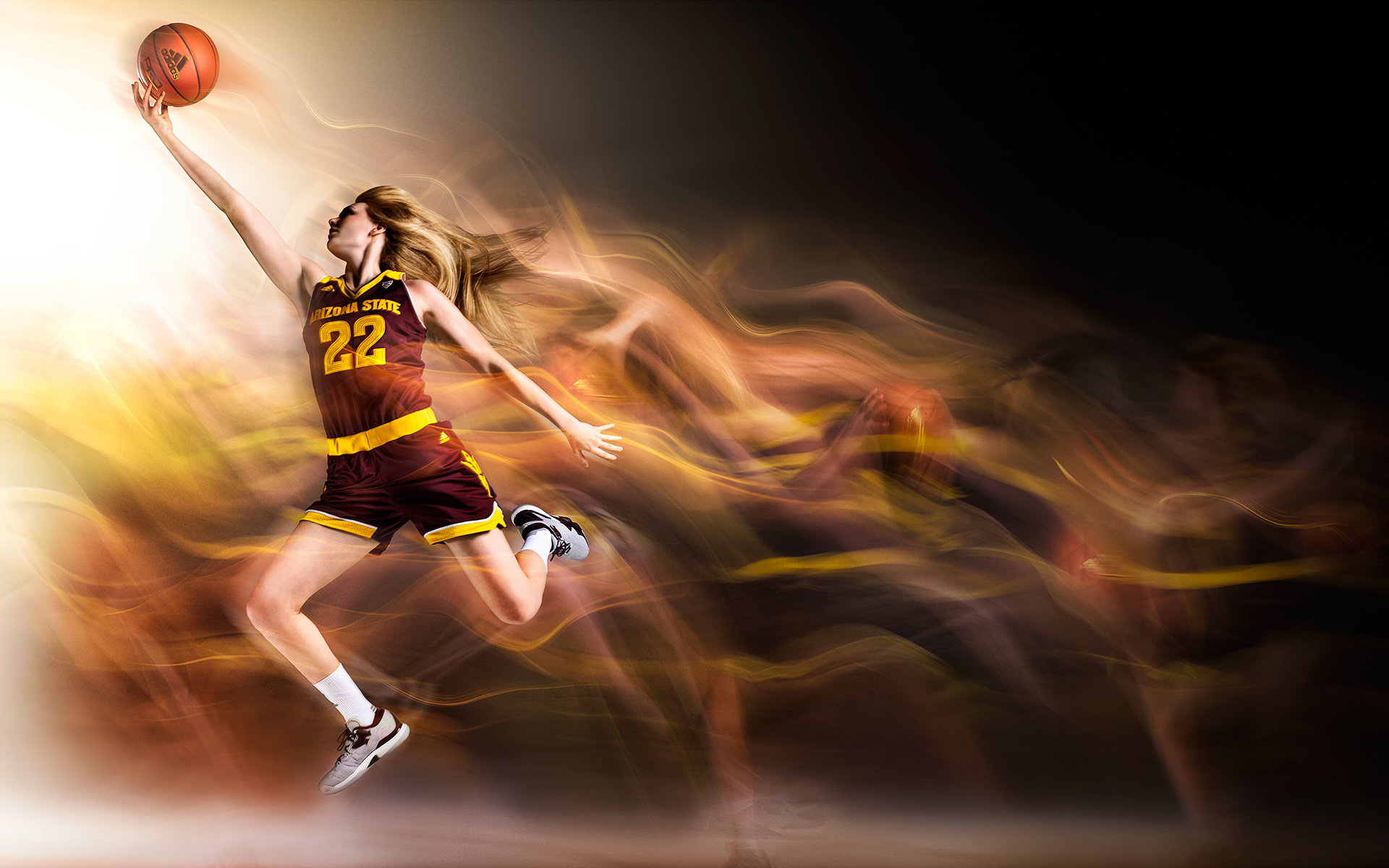 Basketball Advertising Campaign by Blair Bunting